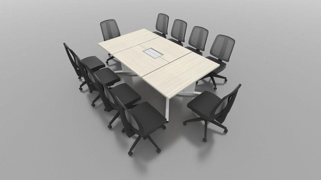 Salas de Juntas Compuestas 8 personas
